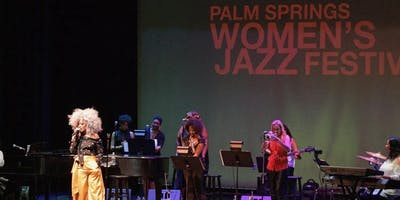 Palm Springs Women's Jazz Festival – Friday, Oct. 4