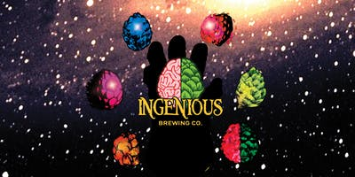 Ingenious Hop Stone Release Party