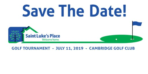 Saint Luke's Place First Annual Golf Tournament