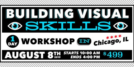 Building Visual Skills, 1-Day, Aug. 2019 tickets