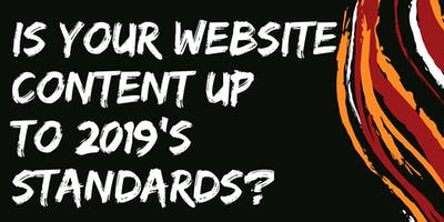 Is your Website Content up to 2019\