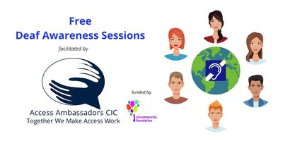 Deaf Awareness Sessions