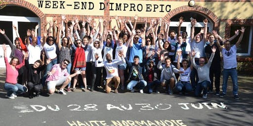 Weekend d'impro Epic 2019