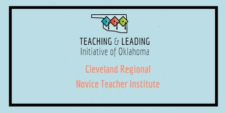 Cleveland Regional Novice Teacher Institute - July 15-19 and August 5-9 tickets