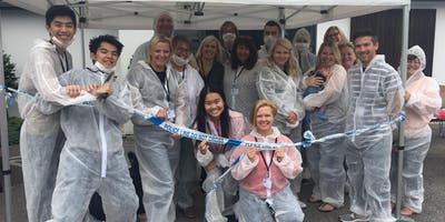 CSI Crime Scene Investigation ***** Murder Event with The Forensic Experience
