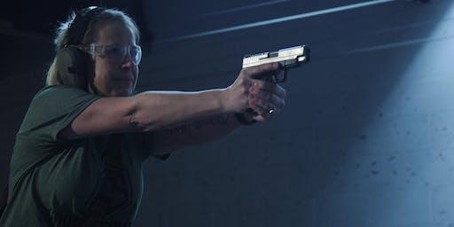 WOMEN'S DEFENSE WEEK | Women's Handgun and Self Defense Fundamentals
