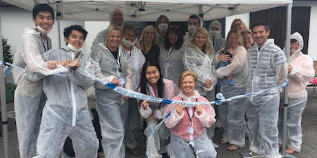 CSI Crime Scene Investigation Adult Murder Event with The Forensic Experience tickets