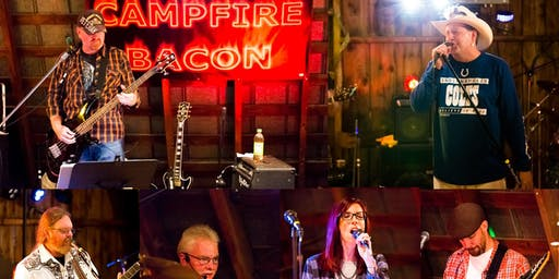 Concert Cruise with Campfire Bacon