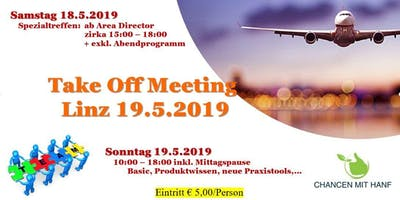 2. Take OFF Meeting Pasching/Linz So 19.05.19 von 10-18.00 Uhr