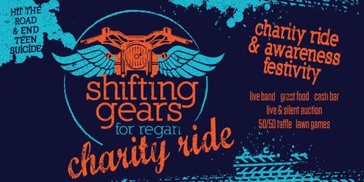 Shifting Gears Charity Ride & Awareness Festivity