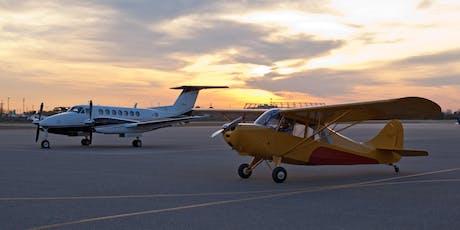 Engage Richland: Jim Hamilton-L.B. Owens Airport Tour tickets