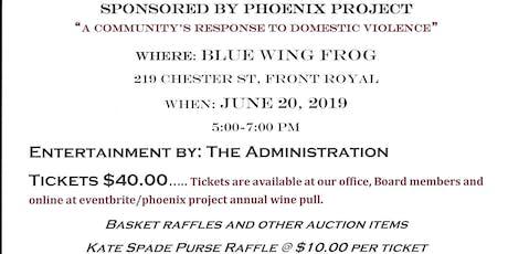 Phoenix Project Annual Wine Pull tickets
