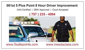 DRIVER IMPROVEMENT VIRGINIA BEACH VA