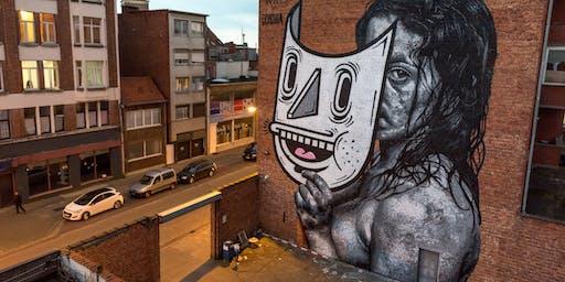 Street Art Antwerp Merksem Tour