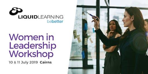 Women in Leadership Workshop - Cairns