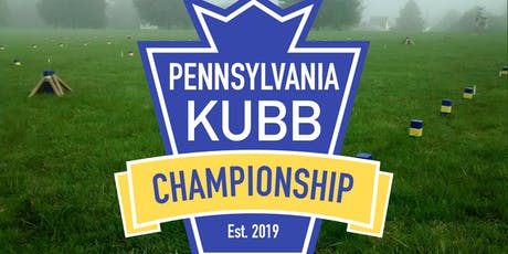 2019 Pennsylvania Kubb Championship tickets