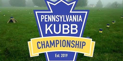 2019 Pennsylvania Kubb Championship