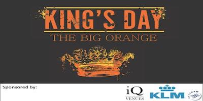 Kings Day 2019 - The Big Orange