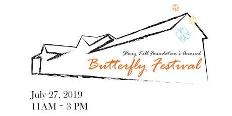 Stony Kill Foundation's Annual Butterfly Festival tickets