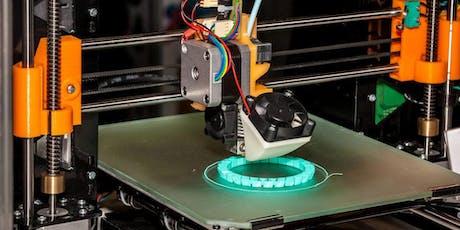 Sprocket Summer 3D Printing (June 24-27) tickets