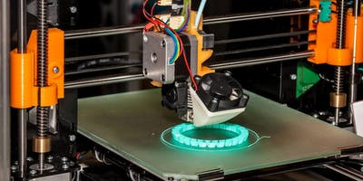 Sprocket Summer 3D Printing (July 1-4)