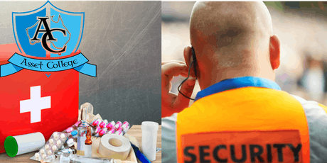 Crowd Control Revalidation + First Aid - Toowoomba tickets