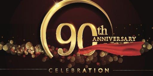 St Paul 90 Anniversary