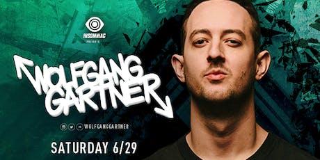 Wolfgang Gartner at Bassmnt Saturday 6/29 tickets