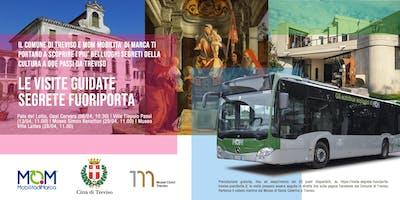 """Visite Guidate Segrete """"Fuoriporta"""" con MOM: Museo Atelier Simon Benetton"""