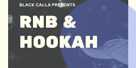 RnB & Hookah tickets