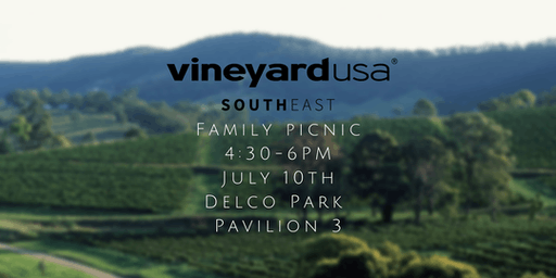 Vineyard Southeast Pastors, Friends, and Family Dinner