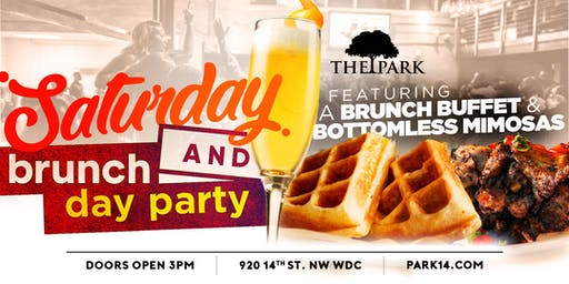 Saturday Brunch + Day Party at The Park! | Dave & Ray