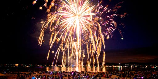 July 3rd Fireworks & Beach Party 2019 Preferred Seating Ticket