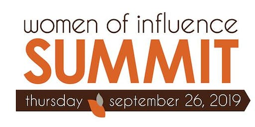 Women of Influence Summit 2019