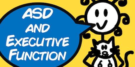 ASD & Executive Function - Stoke Gifford, Bristol tickets