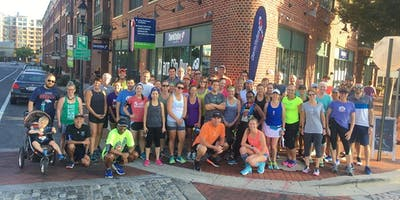 Historic Running Tour of Baltimore