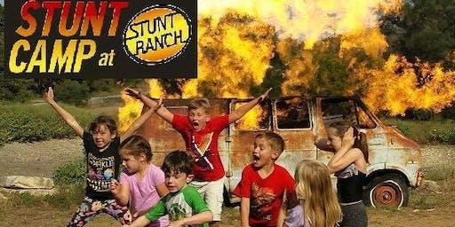STUNT CAMP - Summer 2019 (June 17-21)