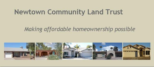 Newtown Community Land Trust Workshop - Chandler 5/9/19