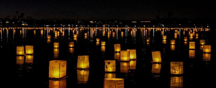 Kirkland, WA | 1000 Lights Water Lantern Festival 2019 image