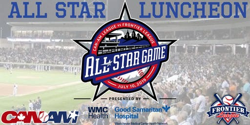 All Star Charitable Luncheon feat. John Sterling!