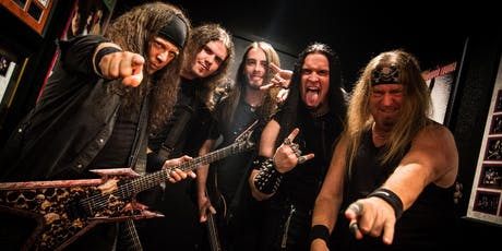 Vicious Rumors/Cultural Warfare/SunLord tickets