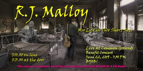 RJ Malloy: My Life In Two Short Sets tickets