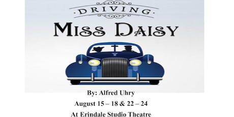 Driving Miss Daisy By Alfred Uhry tickets