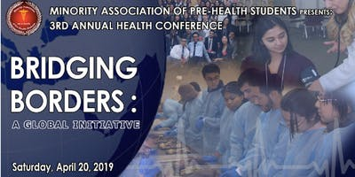 Rutgers Newark MAPS Health Conference: Bridging Borders - A Global Initiative