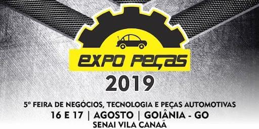 EXPO PEÇAS 2019