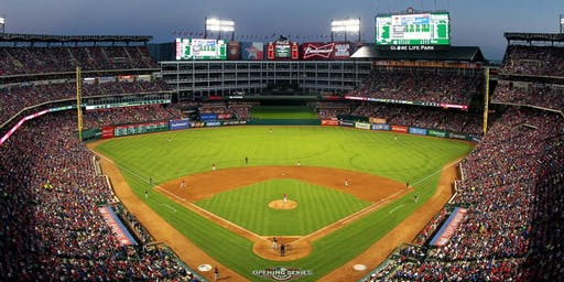 ACHENTX After Hours Networking Event at Rangers Ballpark in Arlington