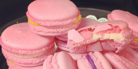 French Macaron Baking tickets
