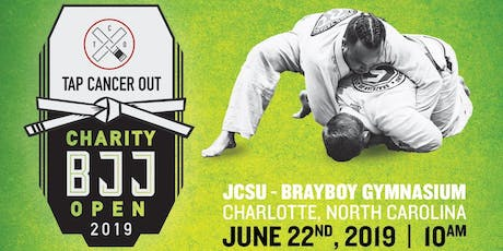 TCO Charlotte BJJ Open - Coach and Spectator Tickets tickets