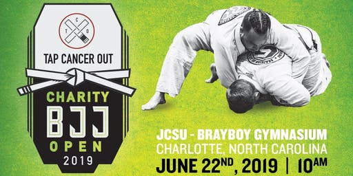 TCO Charlotte BJJ Open - Coach and Spectator Tickets