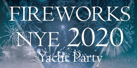 Miami Under the Fireworks Yacht Party New Year's Eve 2020 tickets